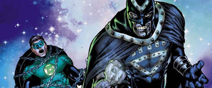 Avant-Première VO: Review Green Lantern #23.3 Blackhand