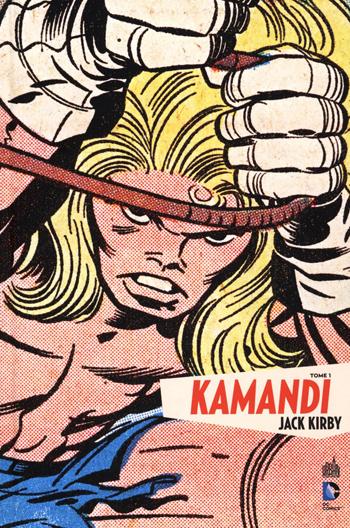Trade Paper Box #110: Kamandi T1