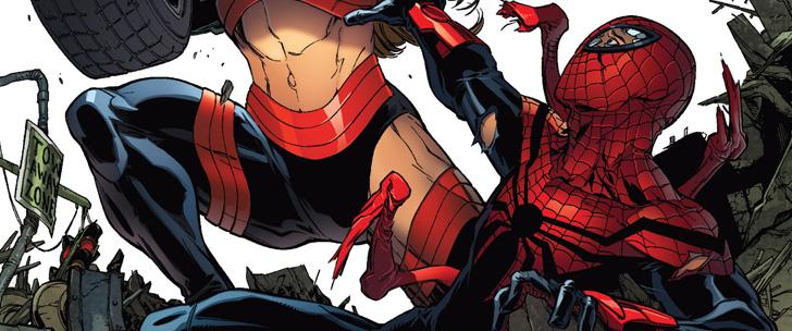 Avant-Première VO: Review Superior Spider-Man #21
