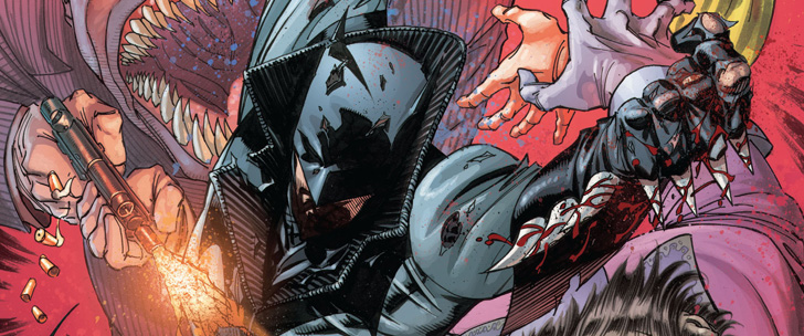 Avant-Première VO: Review Damian: Son of Batman #3