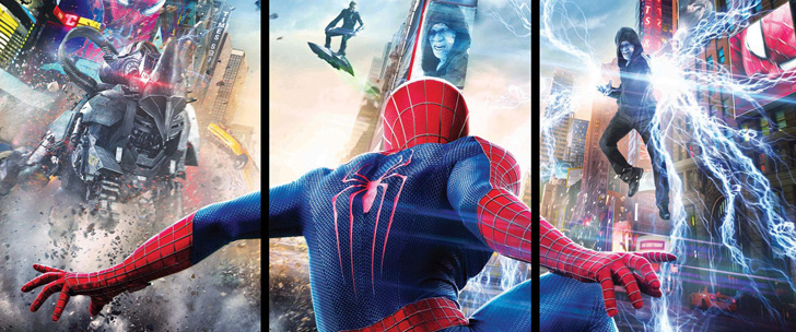 Amazing Spider-Man 2 New Trailer: Rise of Electro