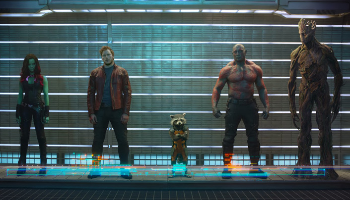 Trailer: Guardians of the Galaxy