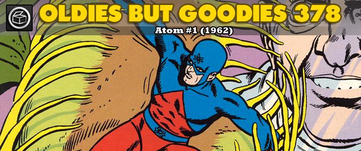 Oldies But Goodies: Atom #1 (Juin 1962)