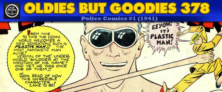 Oldies But Goodies: Police Comics #1 (Aout 1941) (2)