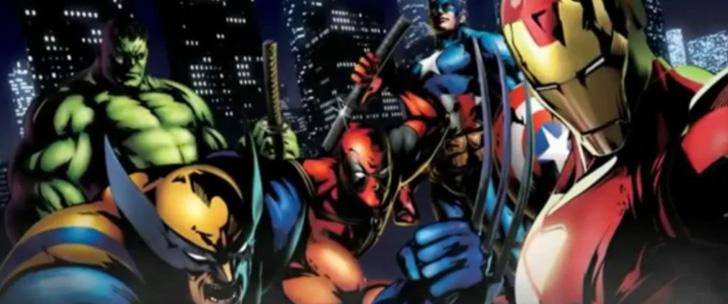Comics Rap – Super Héros