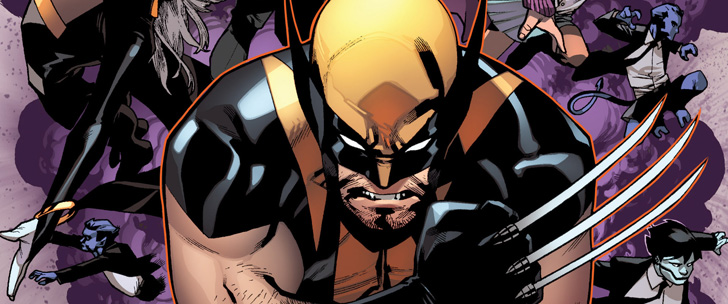 Avant-Première VO: Review Wolverine & The X-Men #1