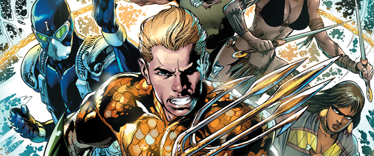 Avant-Première VO: Review Aquaman and the Others #1