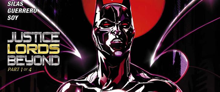 Preview: Batman Beyond Universe #9