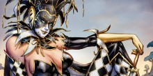 [ENGLISH] Zenescope says: A new and powerful being has made its presence known in the realm of Wonderland and the seductive wildcard, theTrickster, has begun […]