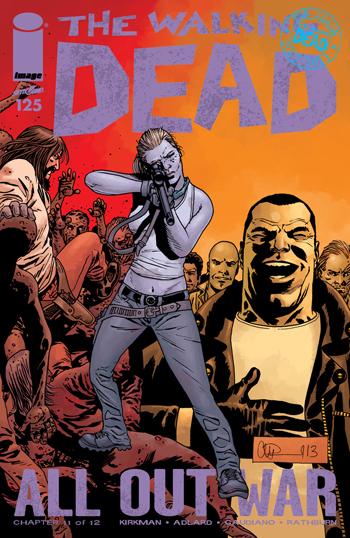 Walking Dead #125
