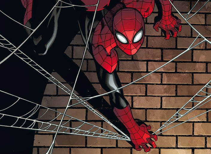 Spider-Man sur France Info