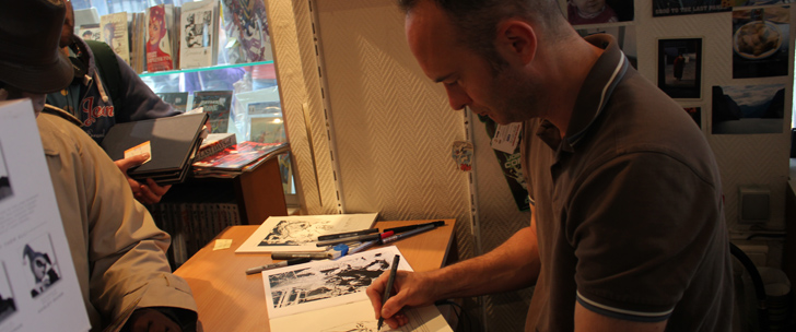 Free Comic Book Day 2014 @ Paris