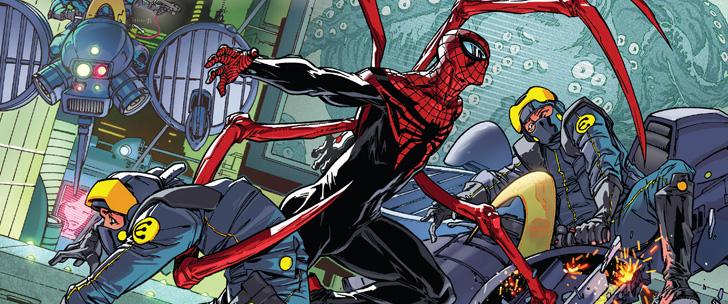 Avant-Première VO: Review Superior Spider-Man #32