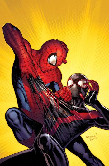 Avant-Première VO: Review Miles Morales: The Ultimate Spider-Man #4