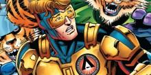 [FRENCH] À la fin de Justice League International, Dan Didio et Geoff Johns avaient expulsé sans ménagement Booster Gold, le destinant visiblement à autre chose, […]