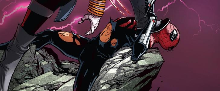 [FRENCH] Maintenant entouré d'alliés, le Superior Spider-Man écume l'espace-temps à la poursuite du tueur d'avatars arachnéens. Comme la couverture le laisse supposer, les retrouvailles se […]