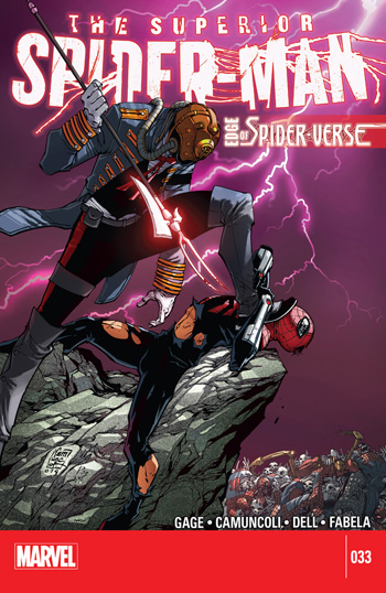 Superior Spider-Man #33