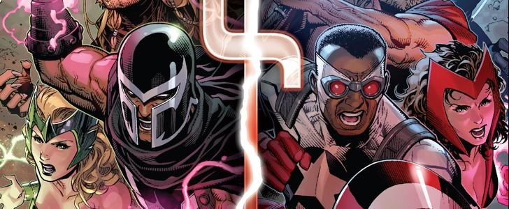 [FRENCH] Les plus grands héros de Marvel sont prisonniers, réduits à l'impuissance. Seuls pour s'opposer à Red Onslaught, il ne reste qu'un ensemble de bad […]