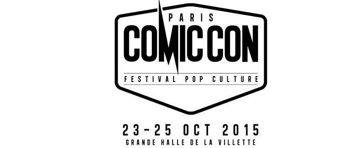 [FRENCH] C'est ce matin que Reed Exposition présentait les premières grandes lignes du Paris Comic Con, manifestation qui sera lancée fin 2015, à la Grande […]