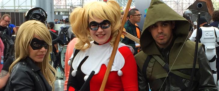 New York Comic Con 2014 – Day 2