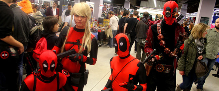 Paris Comics Expo 2014 – Les Photos