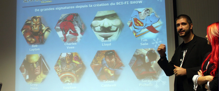 Paris Manga & Sci-Fi Show, 18ème clap !
