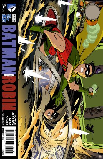Batman And Robin #37