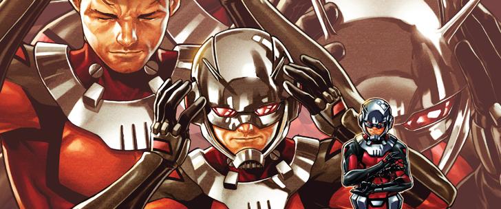 Avant-Première VO: Review Ant-Man #1