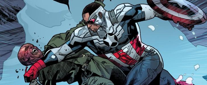 [FRENCH] Le nouveau Captain America voit sa mission partir en vrille. Il a déjà perdu son sidekick et le voici, seul, contre l'une des pires […]
