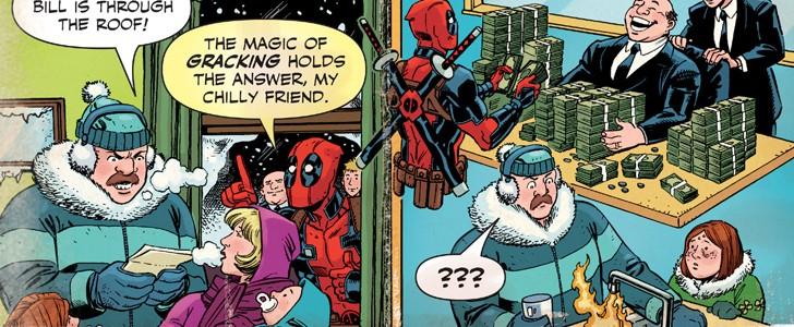 [FRENCH] Deadpool, c'est cette série où cela déconne, ou cela rigole. Mais Deadpool peut aussi être une série où, sous le masque du non-sens, il […]