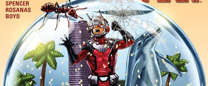 Avant-Première VO: Review Ant-Man #2