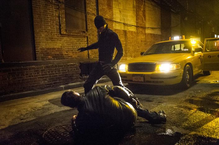 Review : Daredevil @ Netflix