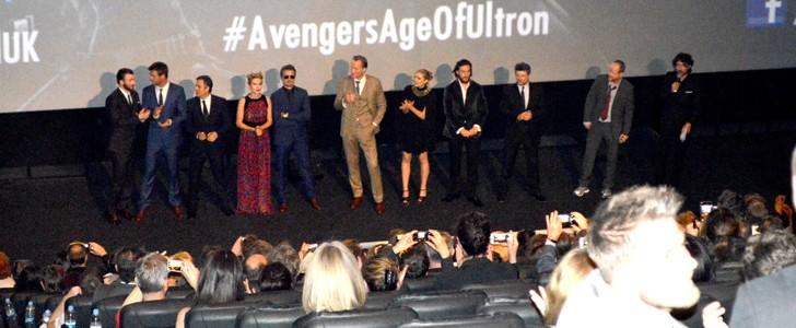 [FRENCH] Ce mardi avait lieu l'avant-première européenne de Avengers : L'ère d'Ultron à Londres. Tout le casting était au rendez-vous pour une journée marathon. De […]