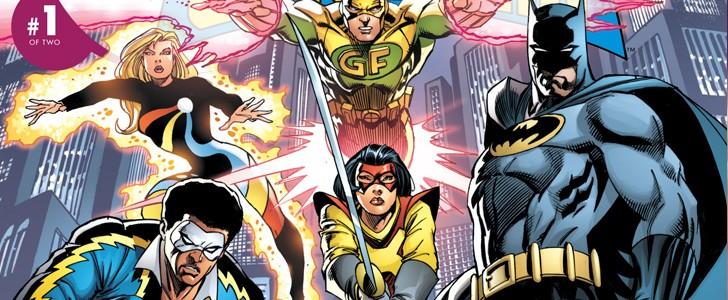[FRENCH] Piégés à Gotham, les Outsiders tentent de continuer à vivre aussi bien que possible. Facile à dire pour Batman et Katana, qui sont avant […]