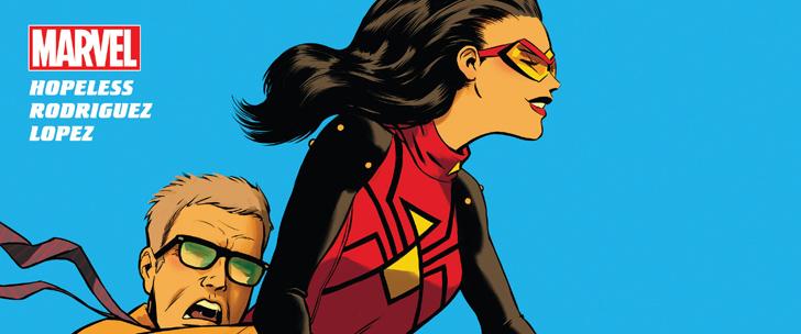 Avant-Première VO: Review Spider-Woman #6