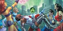 [FRENCH] Avec les New Teen Titans, les combats entre héros de Convergence prennent une dimension différente. Pour retourner à son époque, une version futuriste de […]