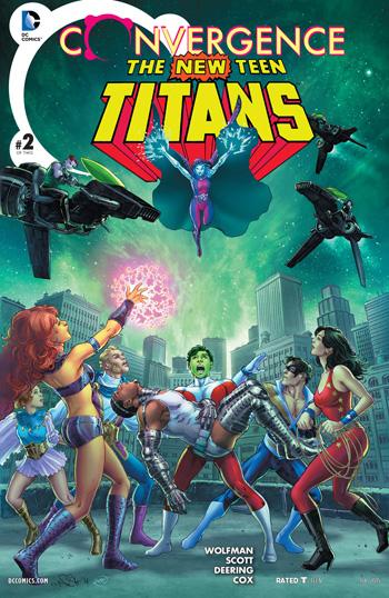 Convergence: New Teen Titans #2