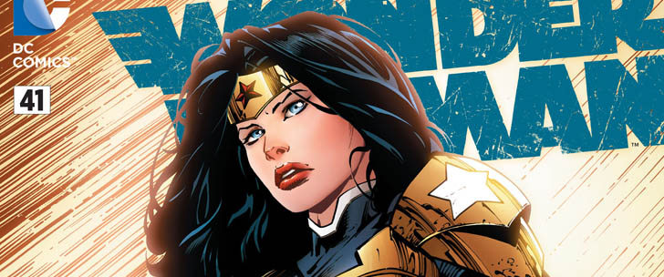 Avant-Première VO: Review Wonder Woman #41