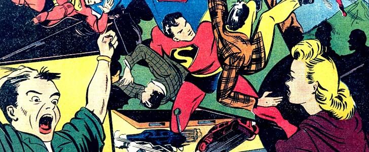 [FRENCH] Cette semaine, nous prolongeons un petit peu notre série sur la duplication des intrigues au début du silver age avec encore une fois Superman […]