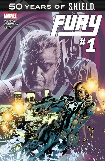 50 Years of S.H.I.E.L.D. – Fury #1
