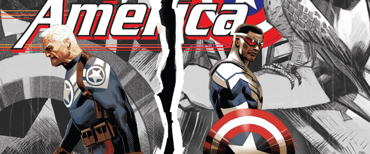 Avant-Premi̬re VO: Review Captain America РSam Wilson #2