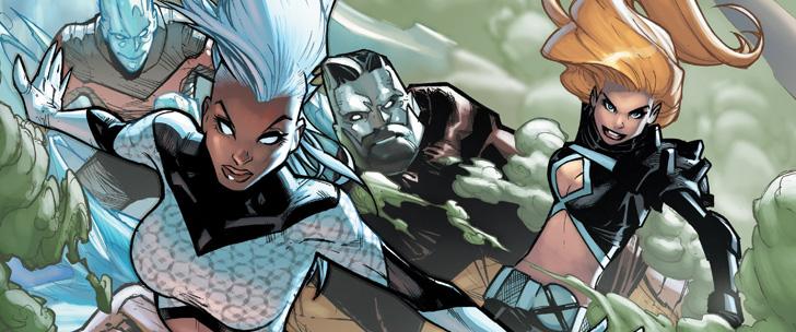 Avant-Première VO: Review Extraordinary X-Men #1