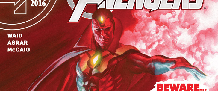 Avant-Première VO: Review All-New All-Different Avengers #6