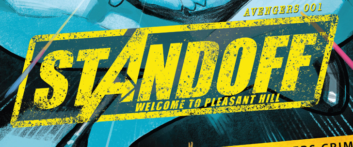 Avant-Premi̬re VO: Review Avengers Standoff РWelcome To Pleasant Hill #1