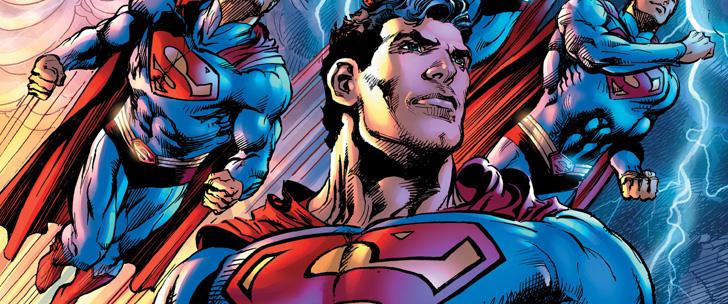 Avant-Premi̬re VO: Review Superman РThe Coming Of The Supermen #1