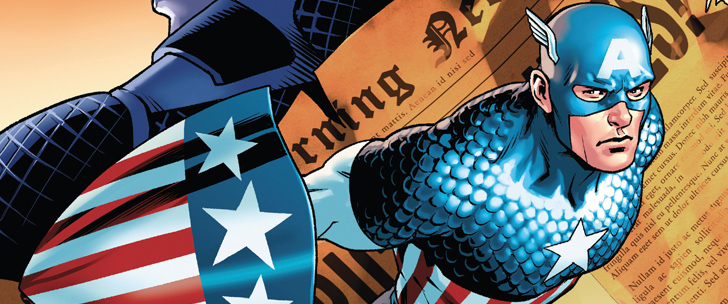 Avant-Premi̬re VO: Review Captain America РSteve Rogers #2