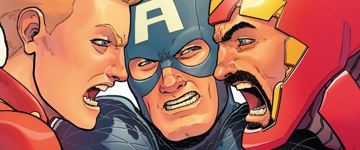 Avant-Premi̬re VO: Review Captain America РSteve Rogers #4