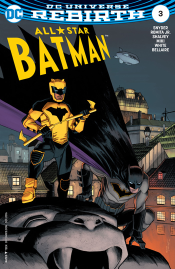 Avant-Première VO: Review All-Star Batman #3