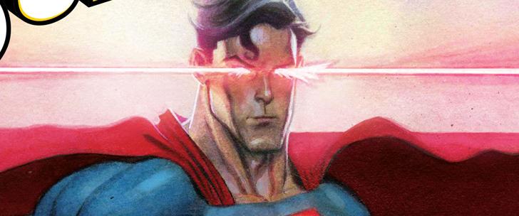 Avant-Première VO: Review Superman #8
