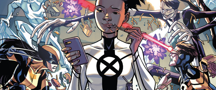 Avant-Première VO: Review All-New X-Men Annual #1